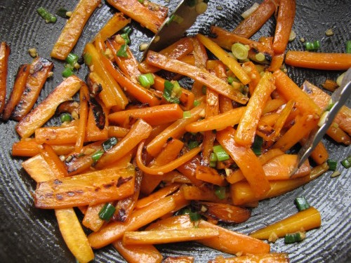 stir fry carrot ginger sauce carrot ginger dressing carrot ginger ...