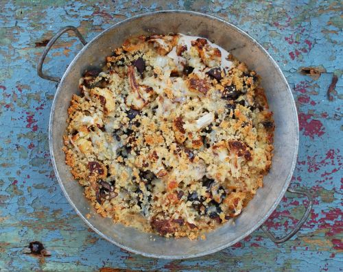 Recipe for Roasted Cauliflower—In a Gratin | cooking fresh and ...