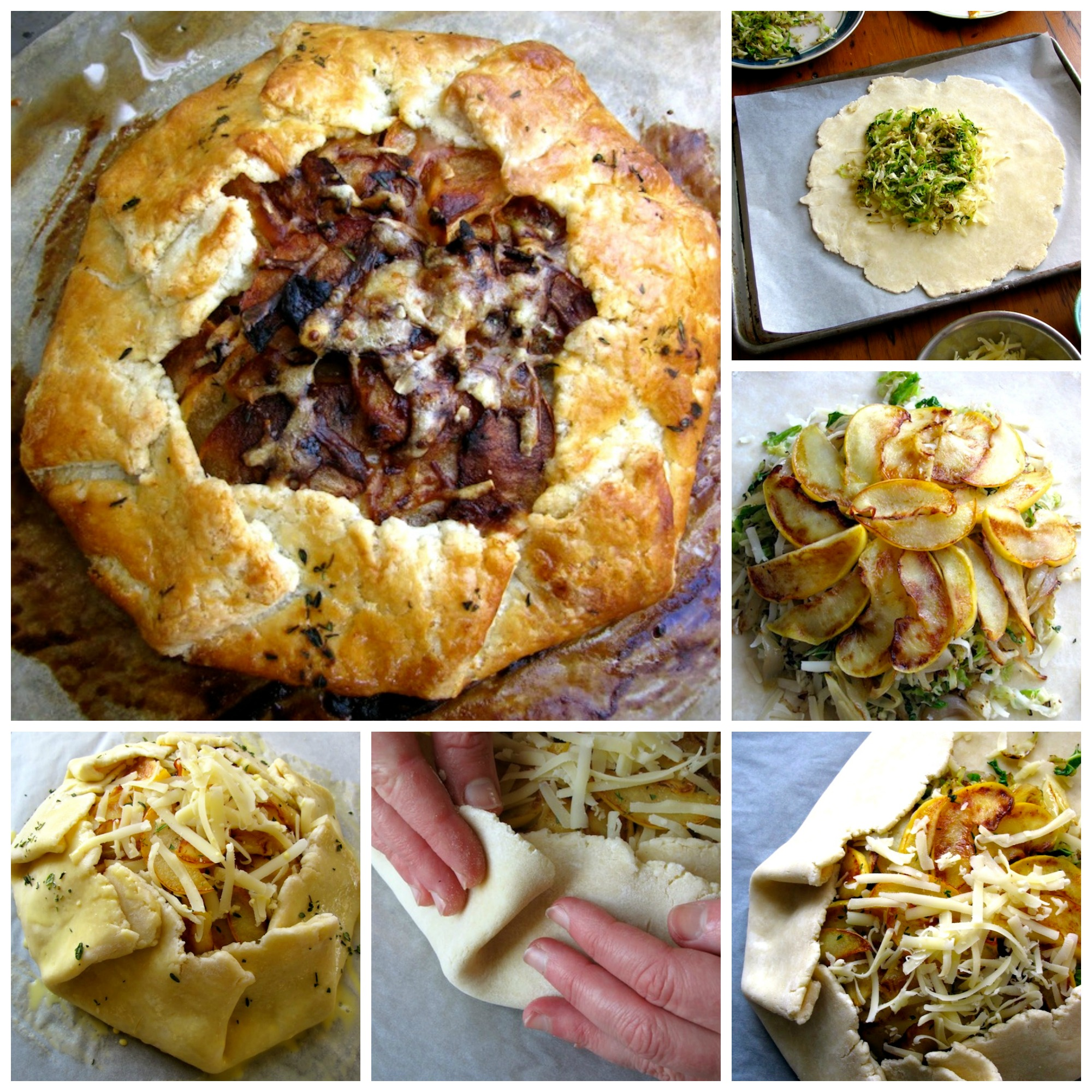 The Ultimate Destination for Winter Cabbage: A Savory Tart | cooking ...