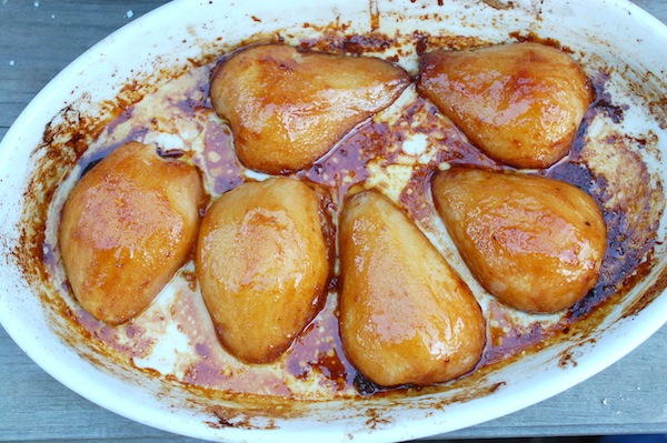 35b. Honey Roasted Pears SM 4